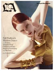 Cover: LAT Magazine