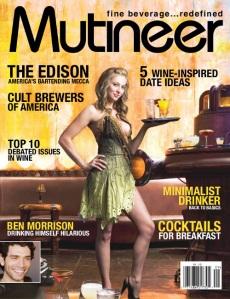 Cover: Mutineer